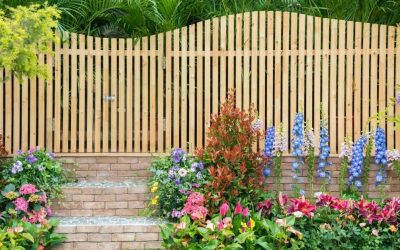 Wood Link Fence – An Affordable Way To Keep Your Yard in Shape